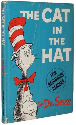 The Cat in the Hat. Seuss Dr.