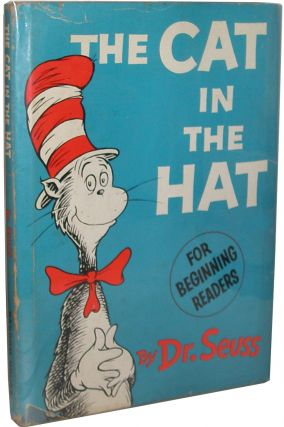 The Cat in the Hat. Seuss Dr., Theodore Seuss Geisel.