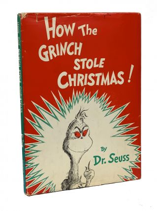 How the Grinch Stole Christmas! Seuss Dr, Theodore Seuss Geisel