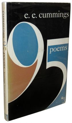 95 Poems. E. E. Cummings