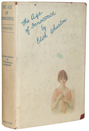 The Age of Innocence. Edith Wharton.