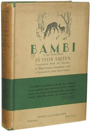 Bambi: A Life in the Woods. Felix Salten.