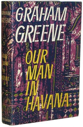 Our Man in Havana: An Entertainment. Graham Greene.