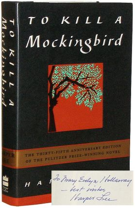 To Kill a Mockingbird. Harper Lee