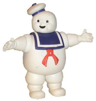 A Pair of Hands of the Stay Puft Marshmallow Man (Ghostbusters)