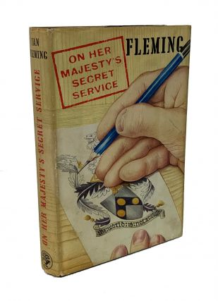 On Her Majesty's Secret Service. Ian Fleming