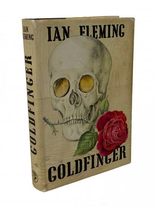Goldfinger. Ian Fleming