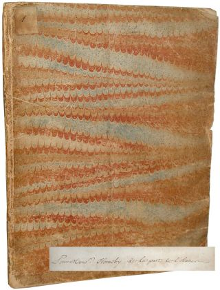 Account of a New Hygrometer. Jean Andre Deluc