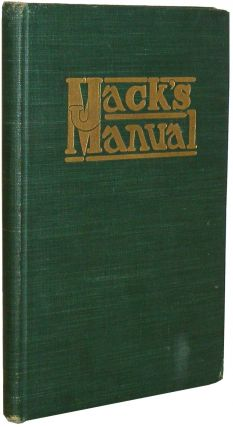 Jack's Manual. Jacob A. Grohusko.