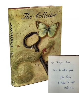 The Collector. John Fowles