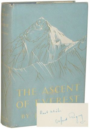 The Ascent of Everest. John Hunt.