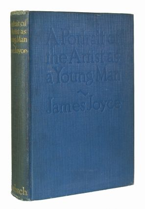 A Portrait of the Artist as a Young Man. James Joyce