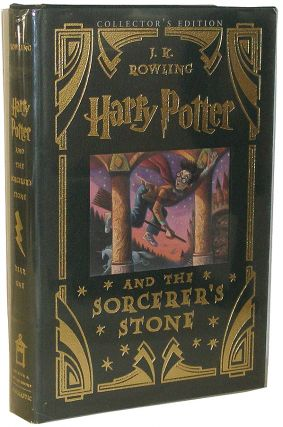 Harry Potter and the Sorcerer's Stone. J. K. Rowling.