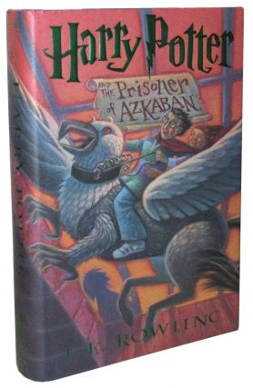 Harry Potter and the Prisoner of Azakaban. J. K. Rowling
