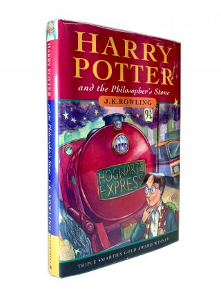 Harry Potter and the Philosopher's Stone. J. K. Rowling