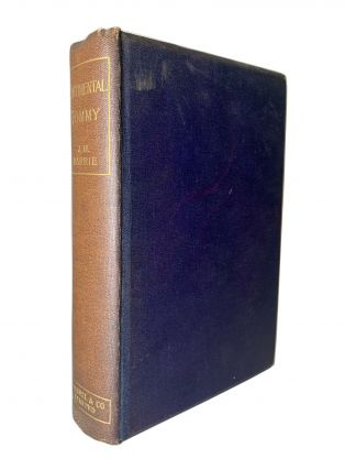Sentimental Tommy. The Story of His Boyhood. J. M. Barrie, James Matthew