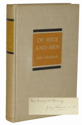Of Mice and Men. John Steinbeck.