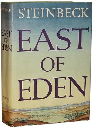 East of Eden. John Steinbeck.