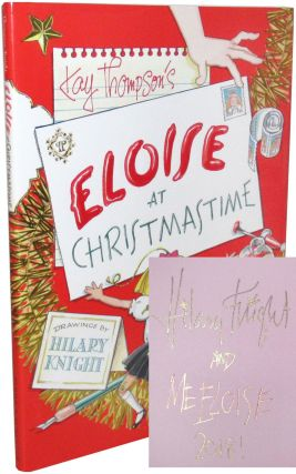 Eloise at Christmastime. Kay Thompson.