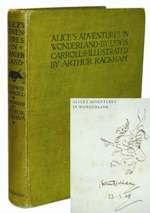 Alice's Adventures in Wonderland. Lewis Carroll, Charles Dodgson.