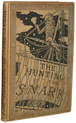 The Hunting of the Snark: An Agony in Eight Fits. Lewis Carroll, Charles Dodgson.