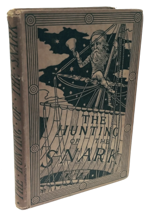 The Hunting of the Snark: An Agony in Eight Fits. Lewis Carroll, Charles Dodgson
