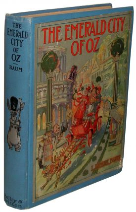 The Emerald City of Oz. L. Frank Baum.