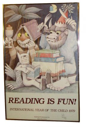 Reading is Fun! Maurice Sendak.