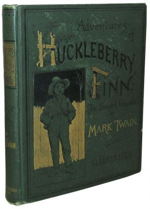 Adventures of Huckleberry Finn (Tom Sawyer's Companion). Mark Twain, Samuel Clemens.