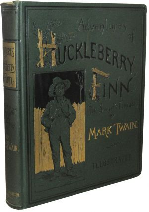 Adventures of Huckleberry Finn. Mark Twain, Samuel Clemens