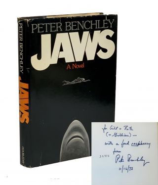 Jaws. Peter Benchley