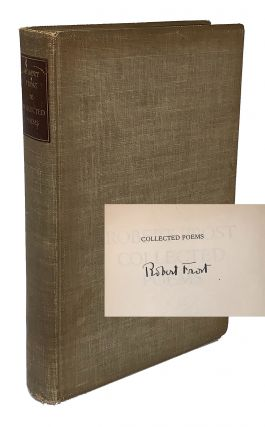 Collected Poems. Robert Frost