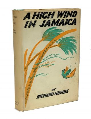 A High Wind in Jamaica. Richard Hughes