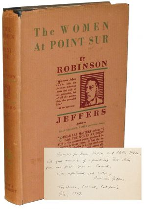 The Women at Point Sur. Robinson Jeffers.