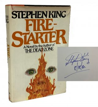 Firestarter. Stephen King