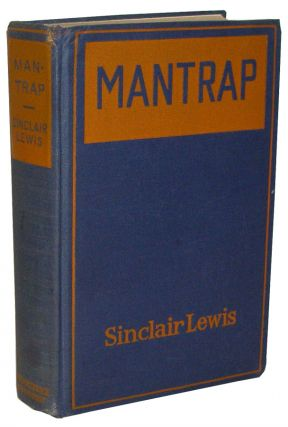 Mantrap. Sinclair Lewis.