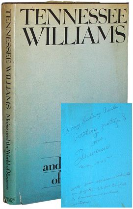Moise and the World of Reason. Tennessee Williams.