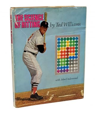The Science of Hitting. Ted Williams, John Underwood