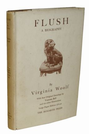 Flush: A Biography. Virginia Woolf.