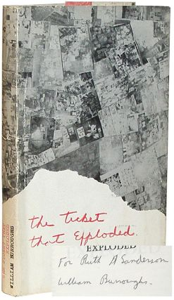 The Ticket That Exploded. William S. Burroughs.