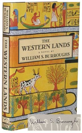 The Western Lands: A Novel. William S. Burroughs.
