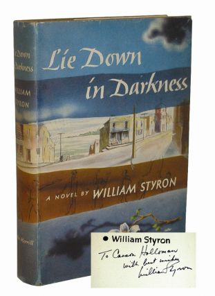 Lie Down in Darkness. William Styron.
