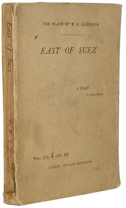 East of Suez. W. Somerset Maugham.