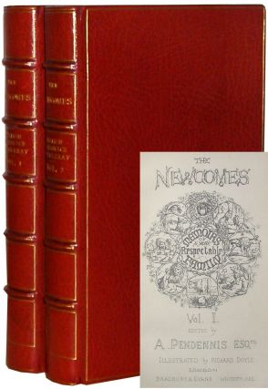 The Newcomes. Memoirs of a Most Respectable Family. William Makepeace Thackeray
