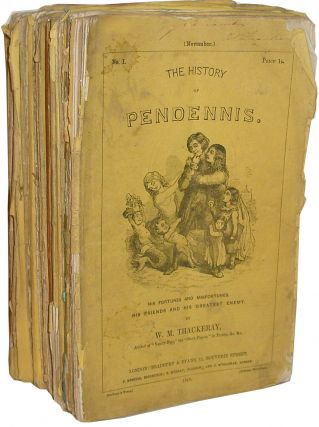 The History of Pendennis: His Fortunes and Misfortunes, His Friends and His Greatest Enemy....
