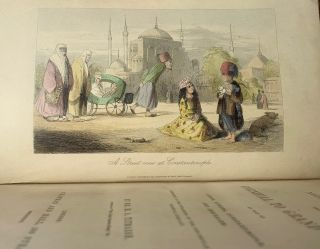Notes of a Journey from Cornhill to Grand Cairo, by way of Lisbon, Athens, Constantinople, and Jerusalem: Performed in the Steamers of the Peninsular and Oriental Company.